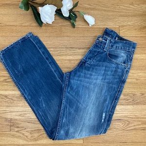 William Rast Mens straight Jeans Size 29